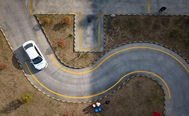 科目二曲线行驶最笨的方法,但却最实用!